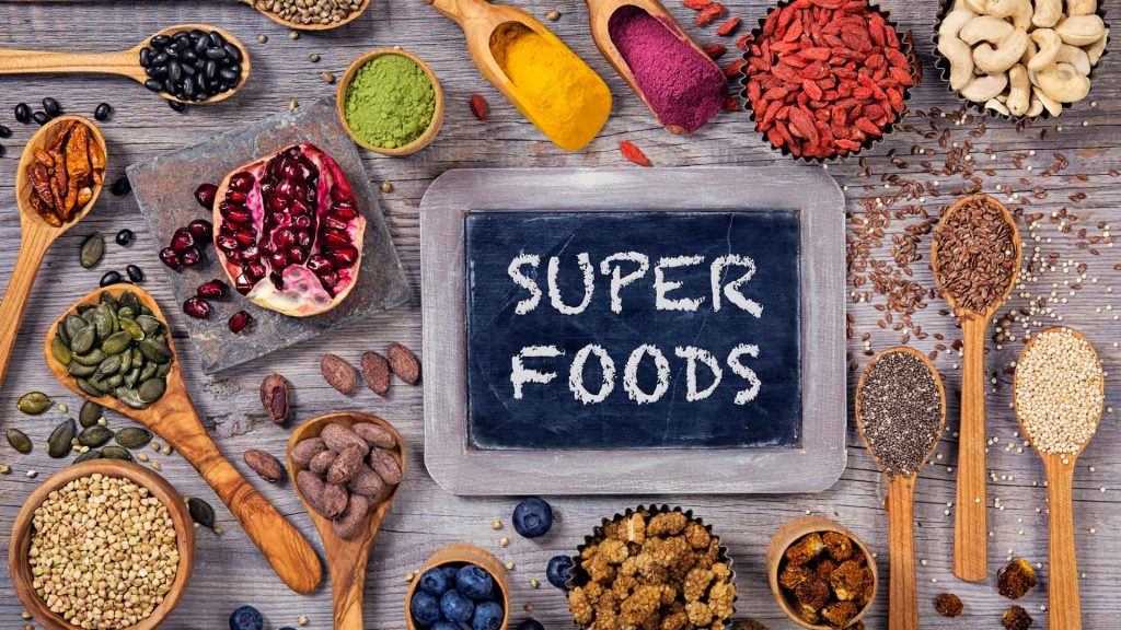 Los Superfoods vs el COVID-19