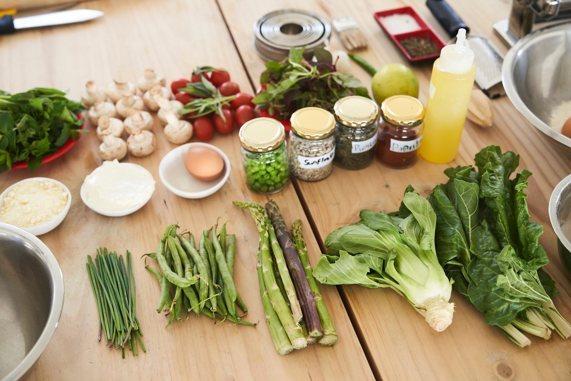 Alimentación sustentable