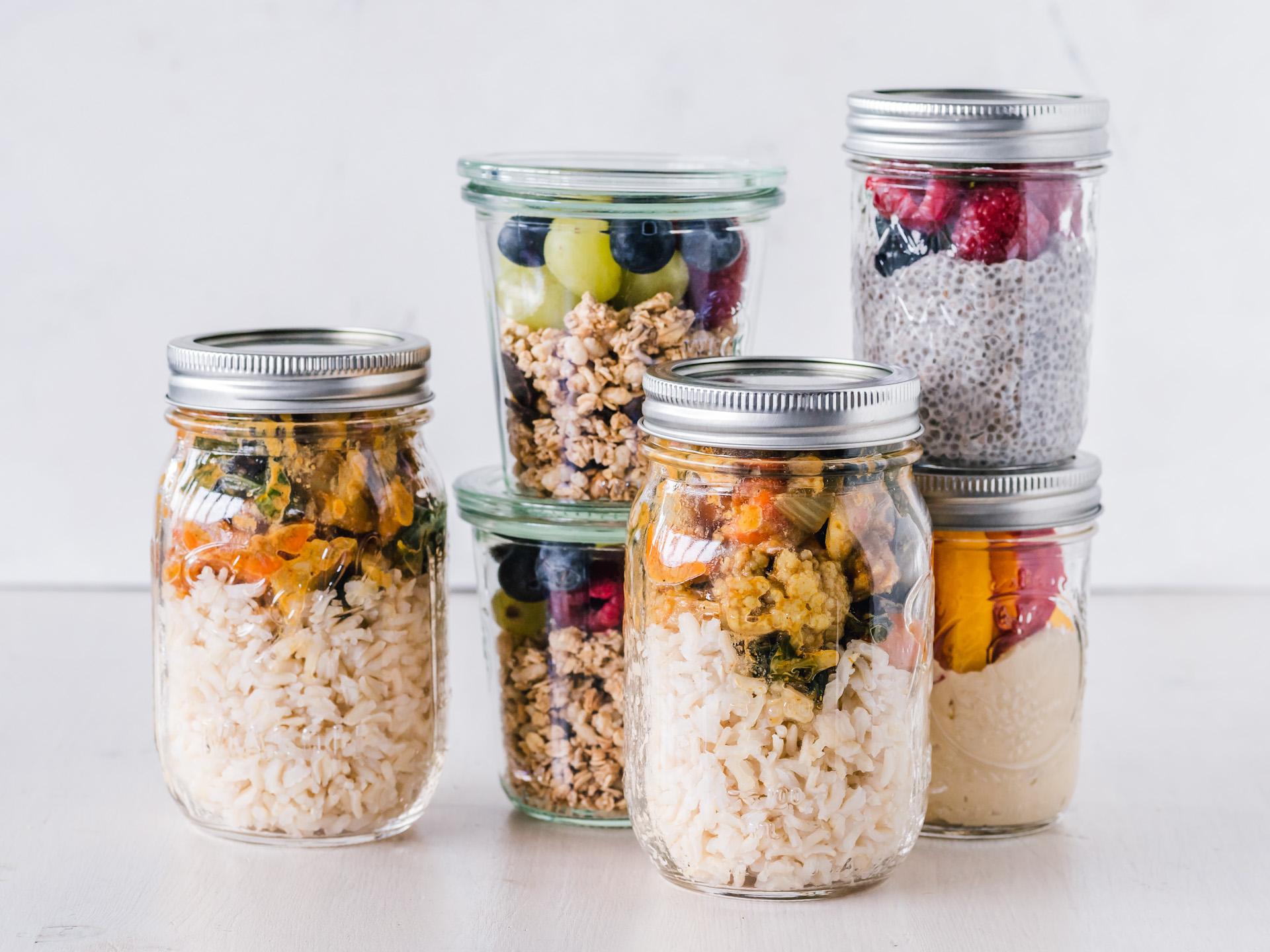 Planifica tu menú para llevar una alimentación sustentable