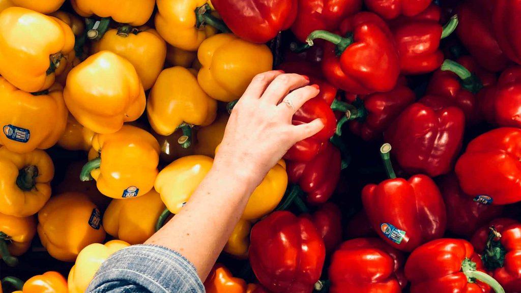 Tips para llevar una alimentación sustentable