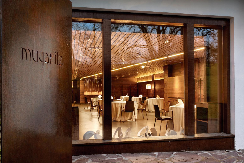 Mugaritz, restaurante del chef Andoni Aduriz