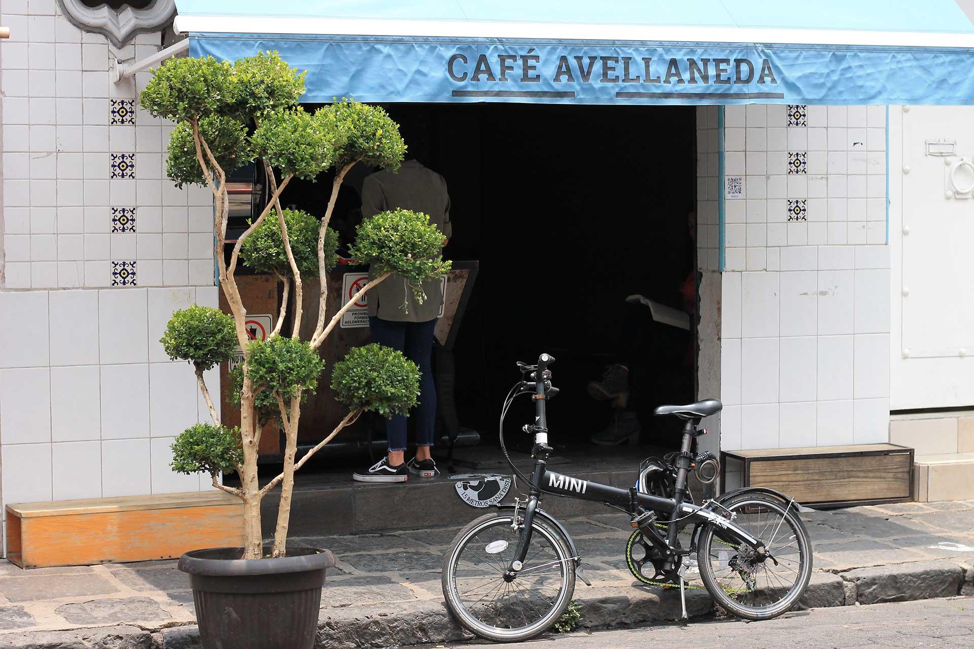 Cafeterías secretas