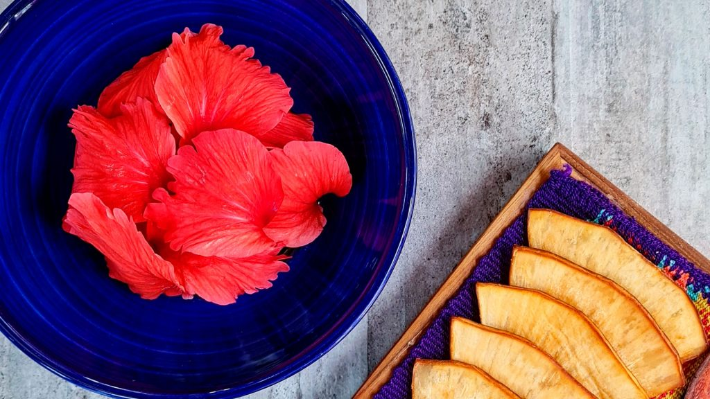 De Cartagena a tu mesa: tartar de langostinos caribeños
