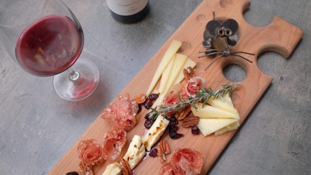 Cuenta Ovejas: para amantes del queso y el vino en la Condesa