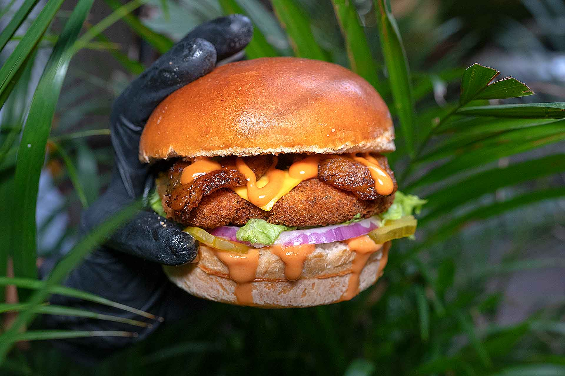 Fakc Yeah hamburguesa