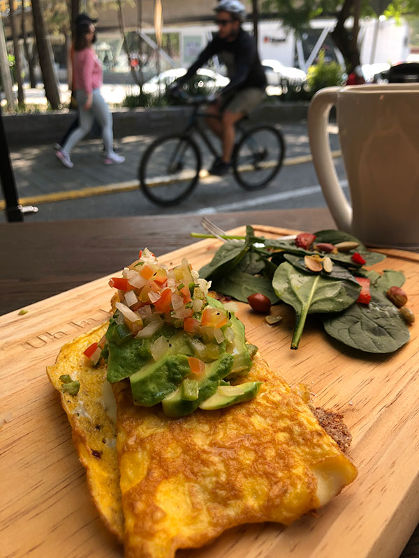 Desayunos La Ciclovía