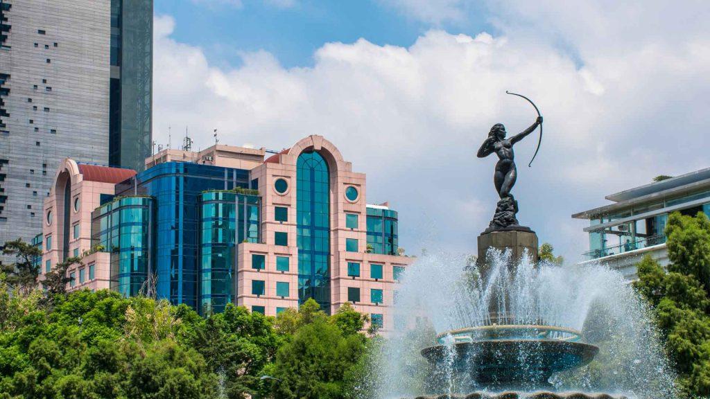 Hotel Marquis Reforma, 30 años de ser un oasis capitalino