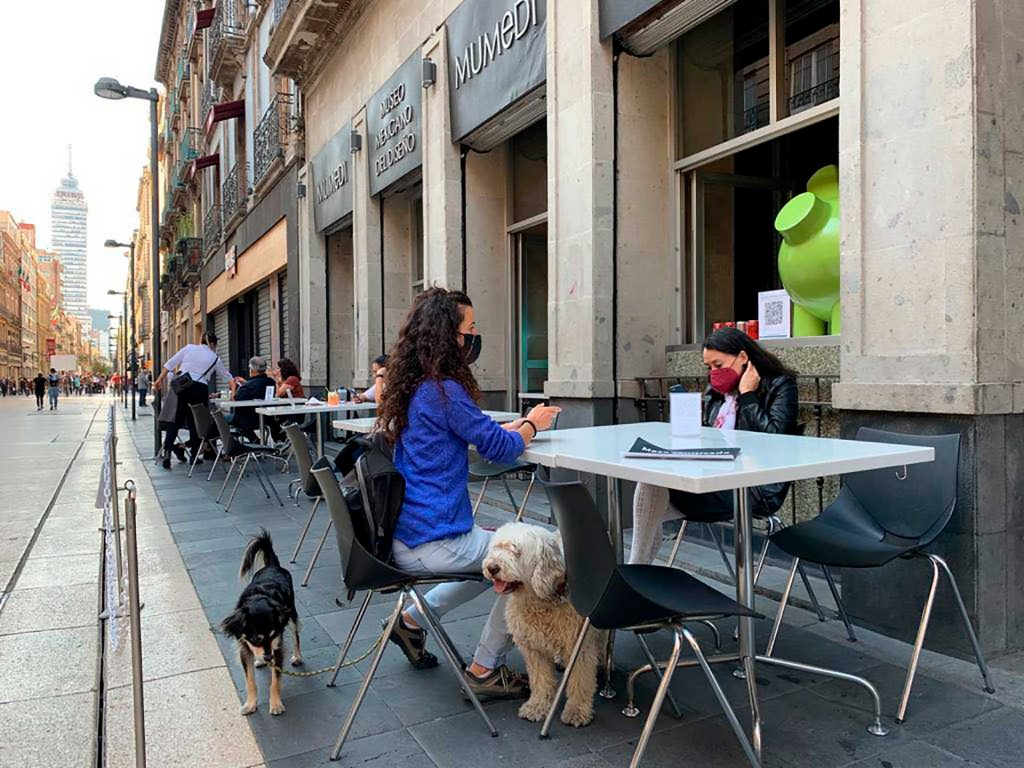 Museos con restaurantes