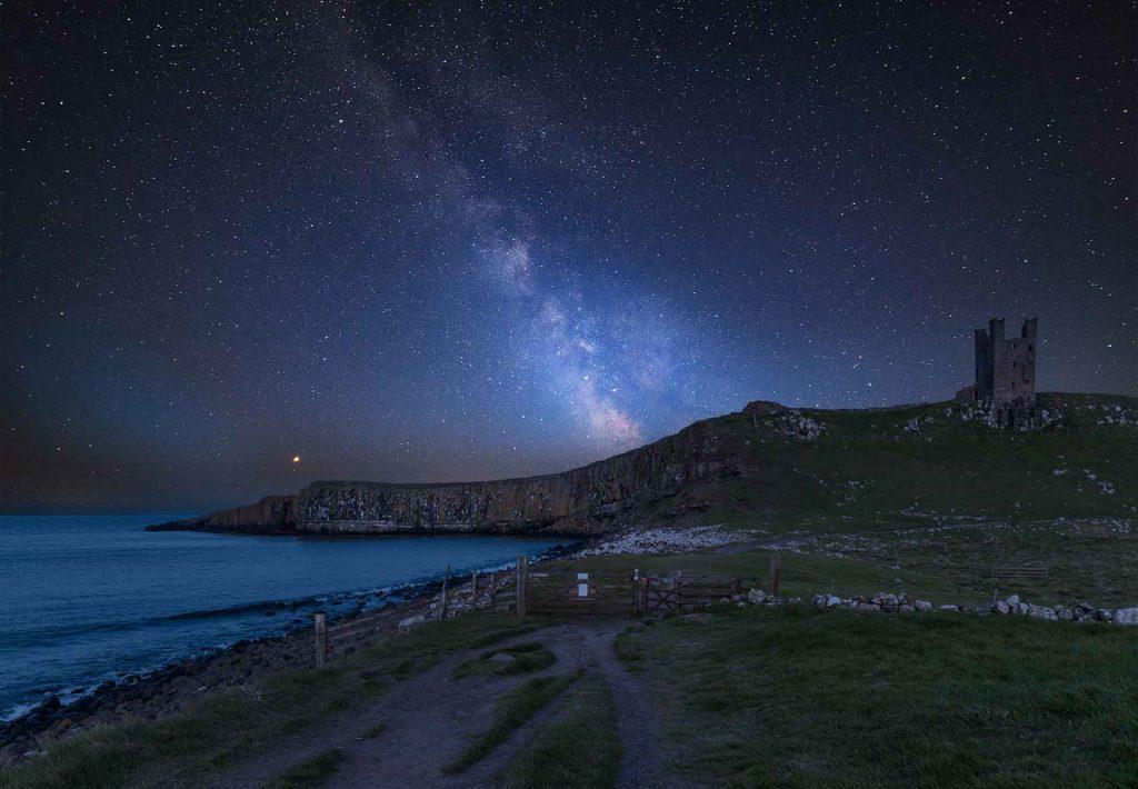 Admirar estrellas