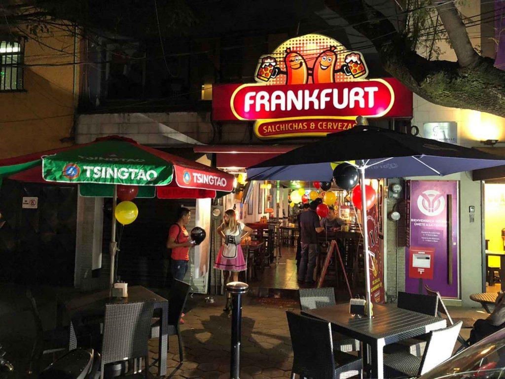 Restaurantes alemanes