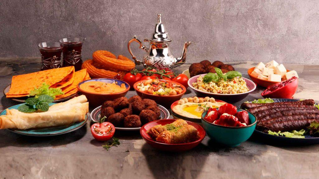 5 restaurantes libaneses que no te puedes perder