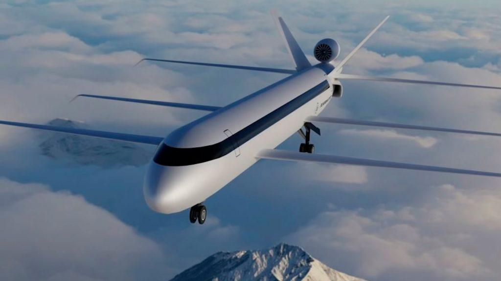 SE 200: el avión ecológico de seis alas que cuidará del planeta