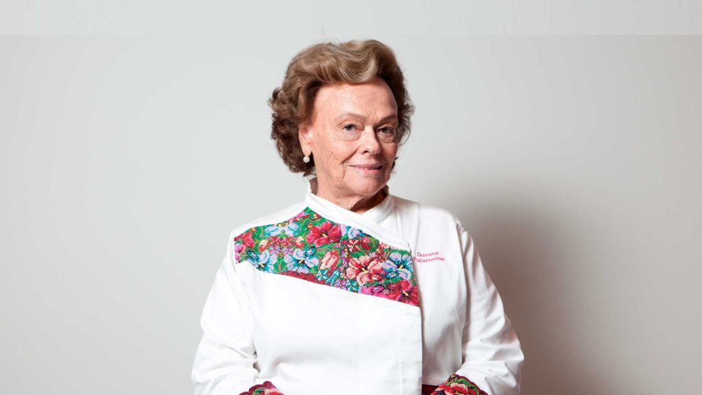 Susana Palazuelos: 45 años de trayectoria gastronómica