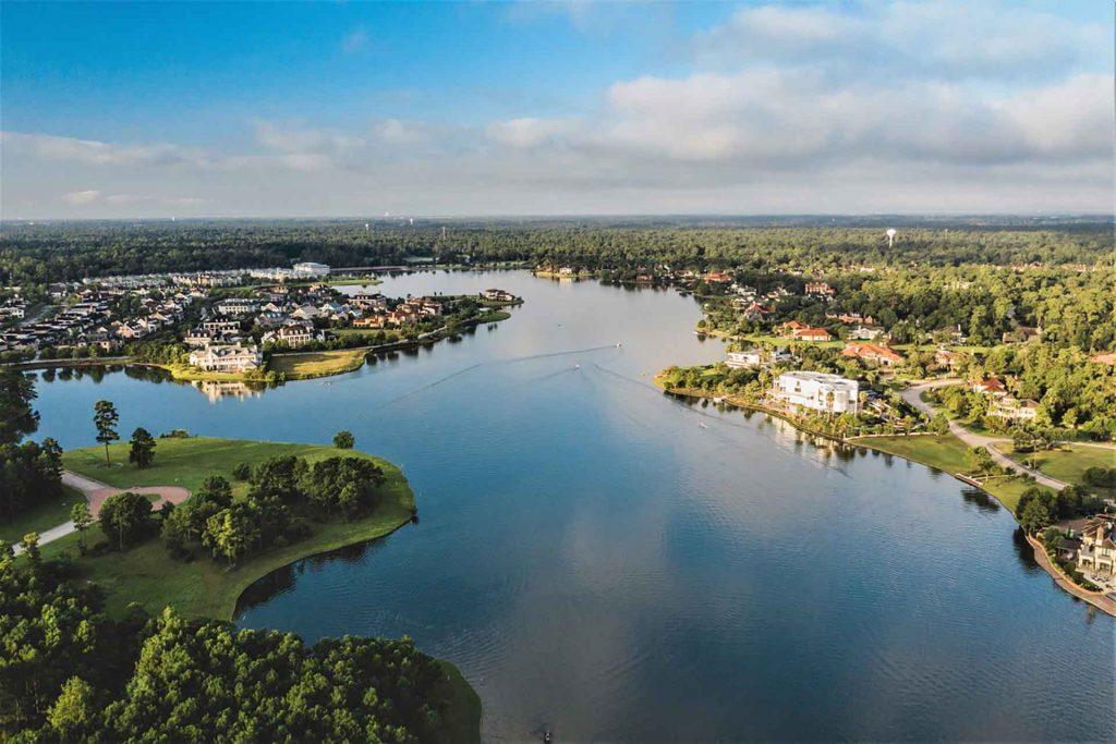 The Woodlands Lake