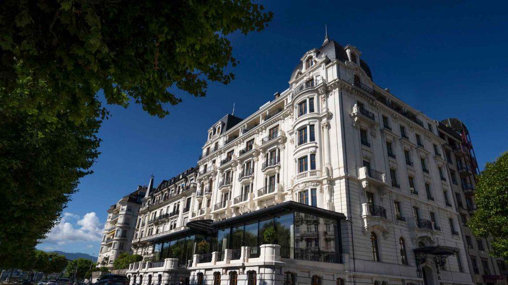 The Woodward: las 26 suites más lujosas de Suiza