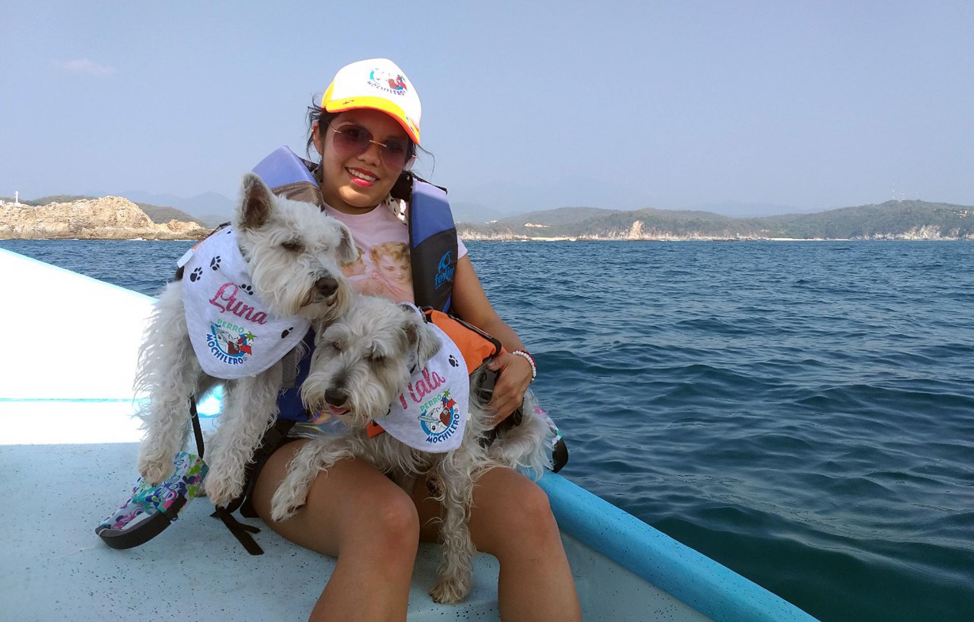 Perros Mochileros, agencia de viajes dog friendly