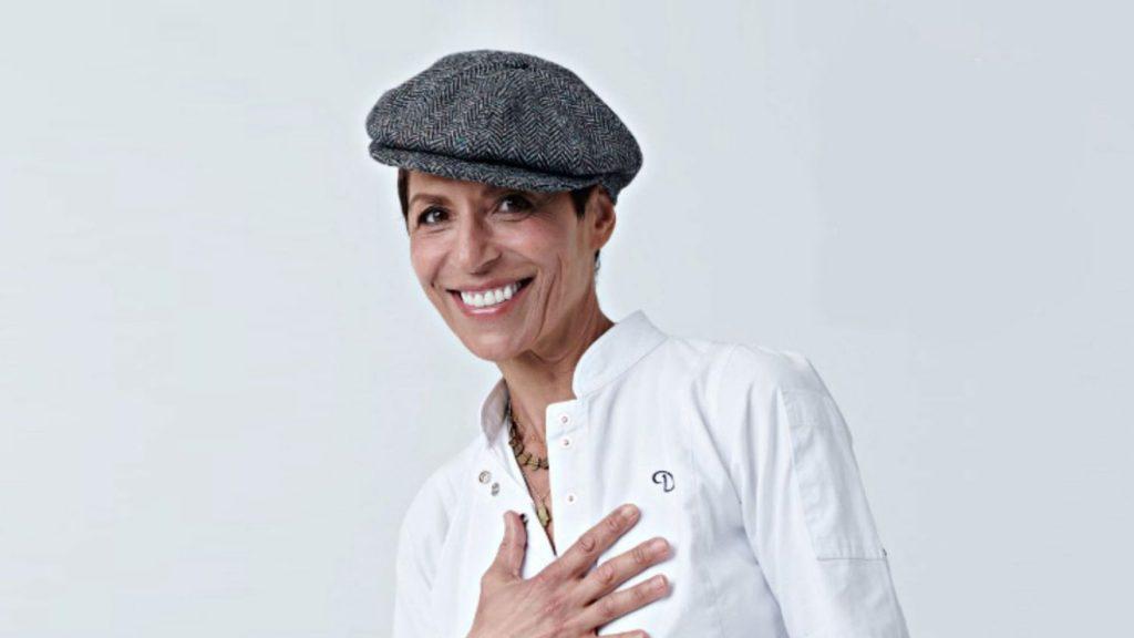 La chef francesa Dominique Crenn gana el Icon Award