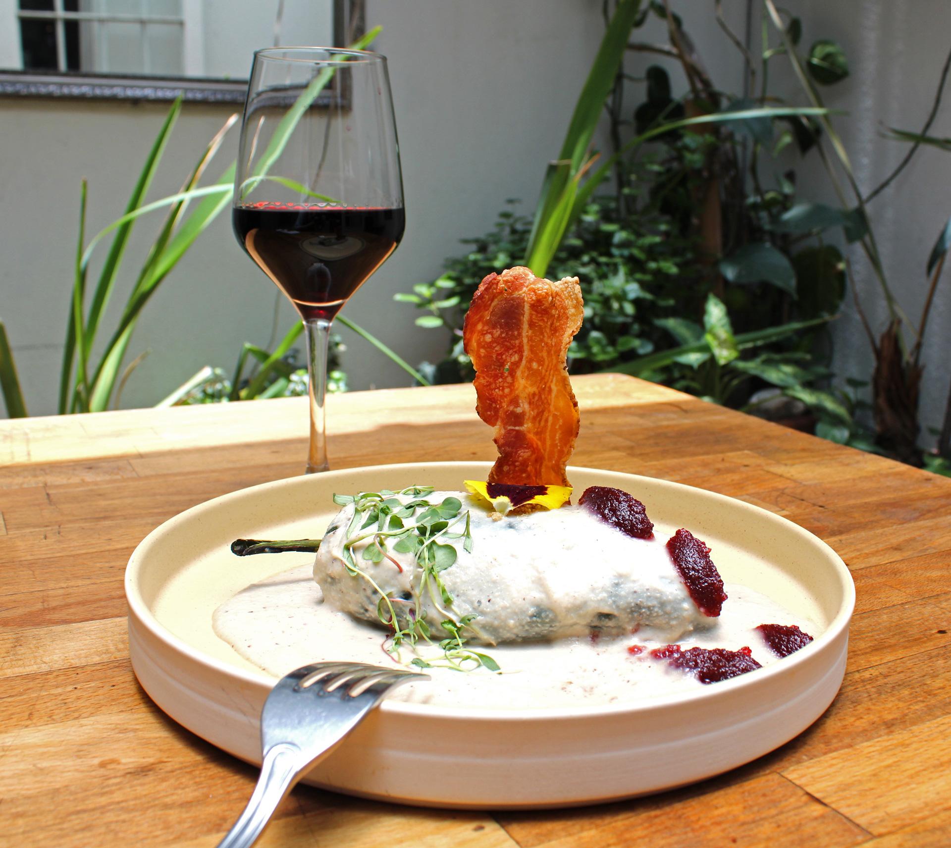 La propuesta francomexicana de Galia Chef
