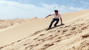 4 experiencias de aventura entre las dunas de México