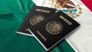 Así serán los pasaportes mexicanos para menores de edad