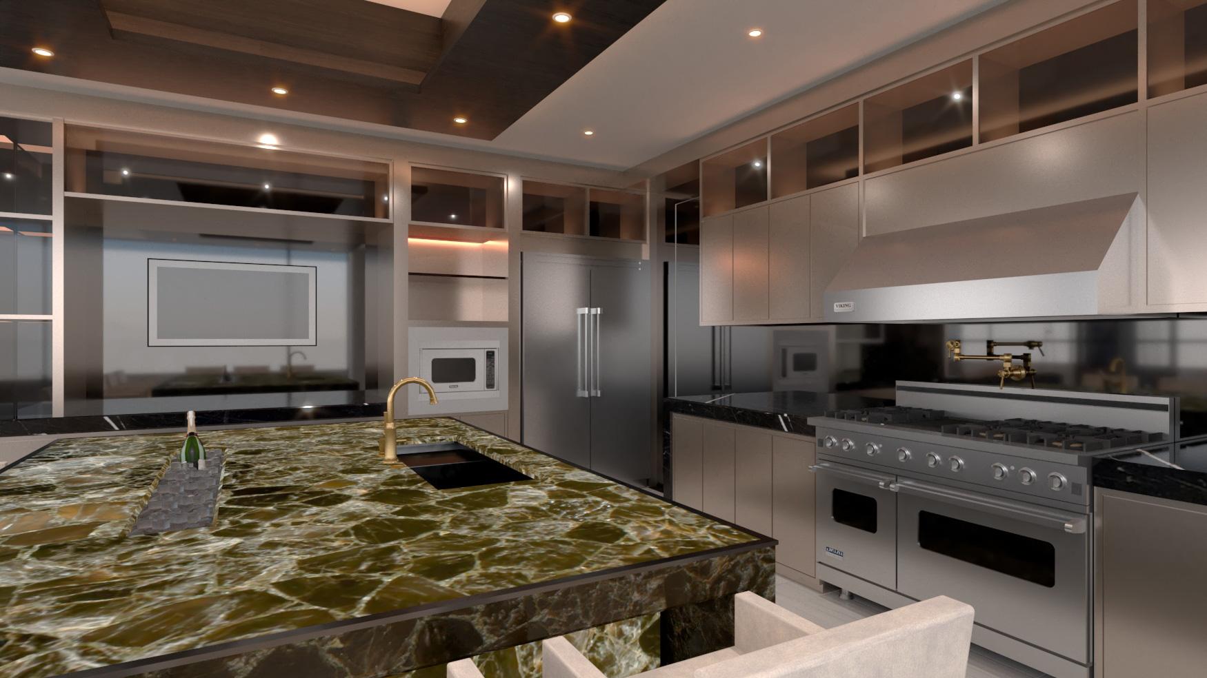 Para renovar tu cocina, lo mejor es pensar en materiales durables