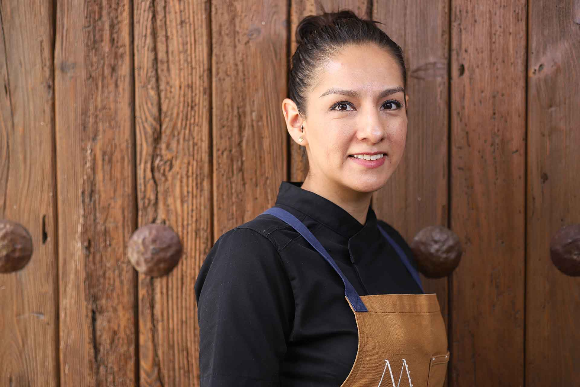 Chef Liz Galicia