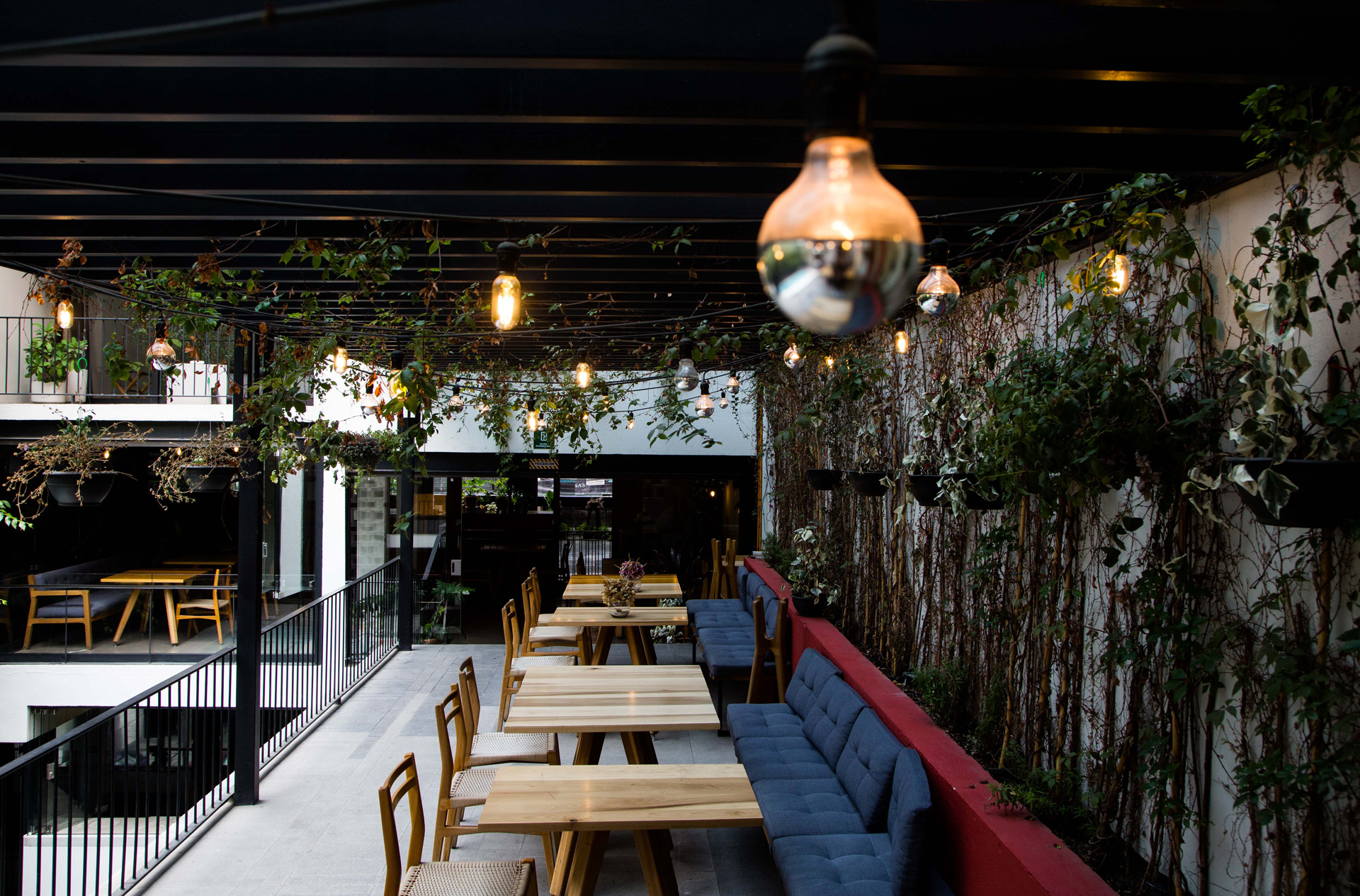 Casa Kun, una de las terrazas para celebrar El Grito