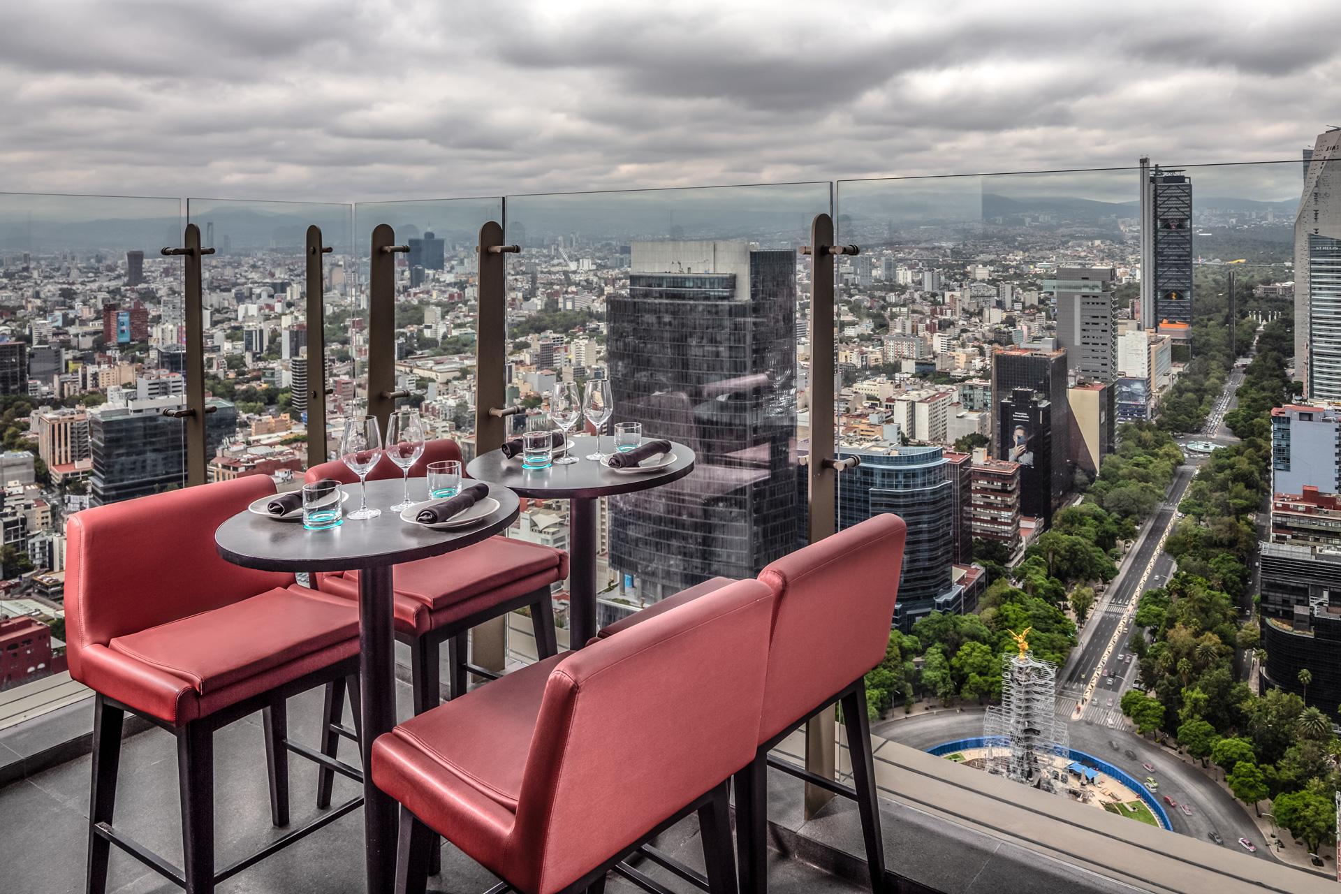 CityZen Sofitel Mexico City, una de las terrazas para celebrar El Grito