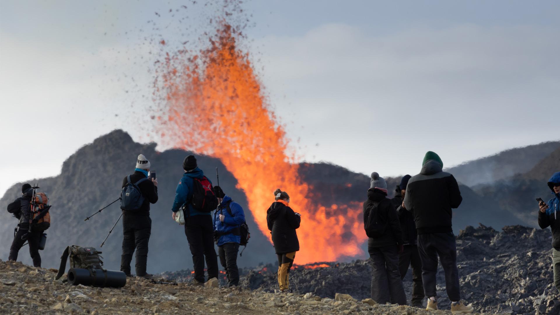 El turismo volcánico es una gran alternativa de viaje