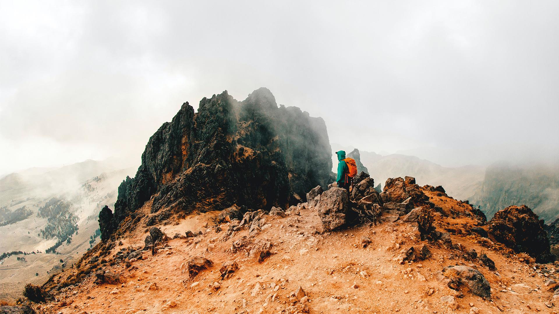 Ascenso al Popocatépetl