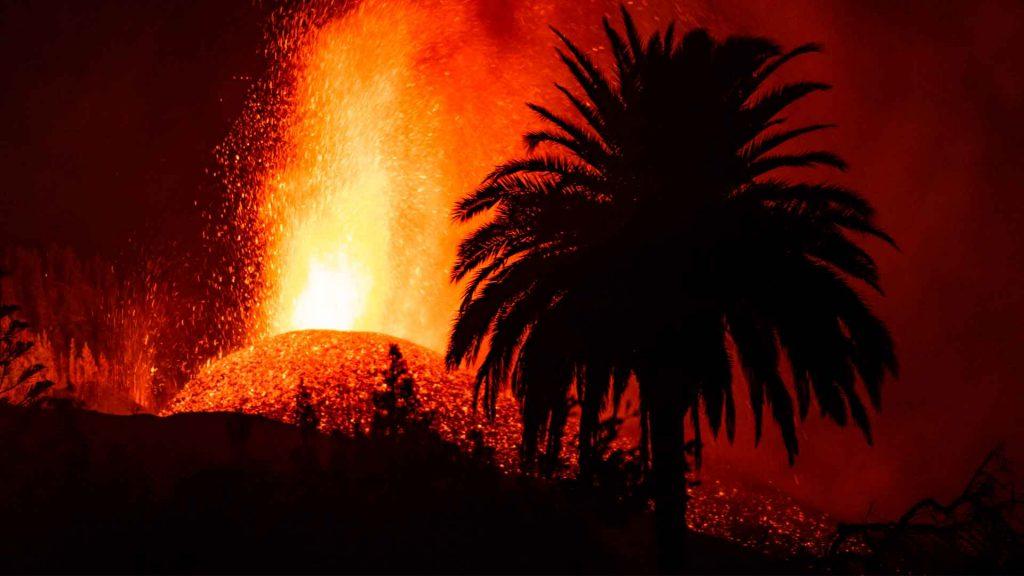 ¿Cuál es la situación en el Volcán de La Palma?