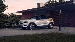 Volvo XC40 Recharge Pure Electric: el futuro a tu alcance