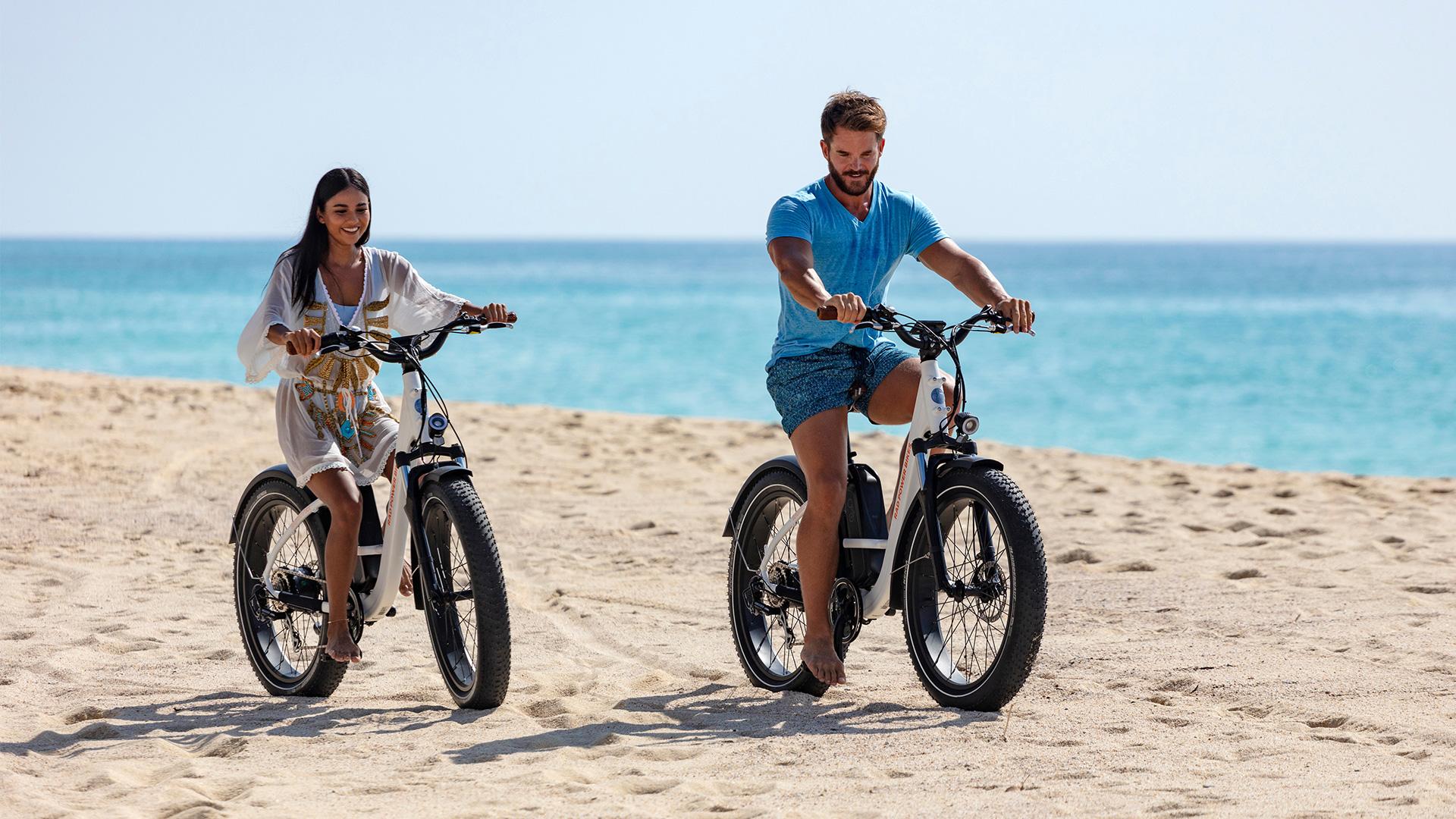 Bicicletas de playa