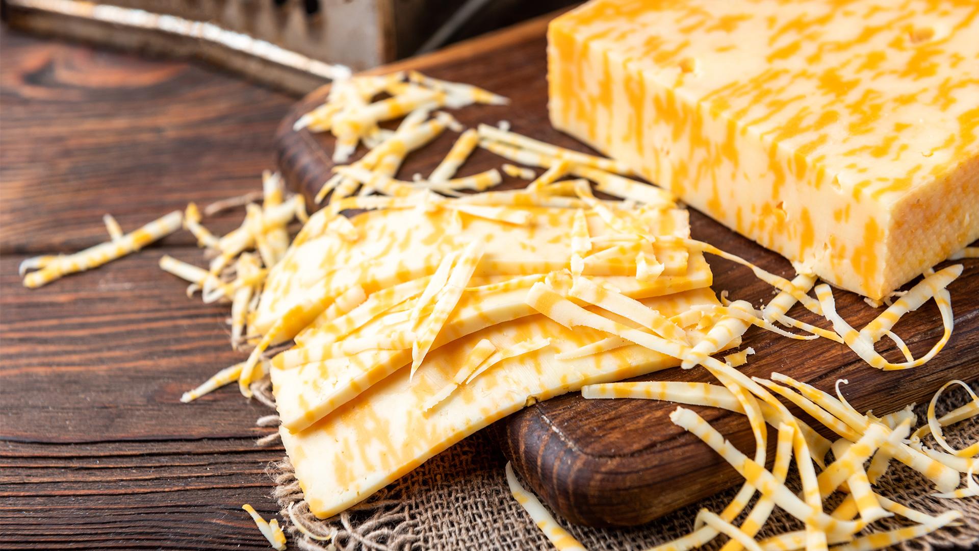Monterey Jack, uno de los quesos de California