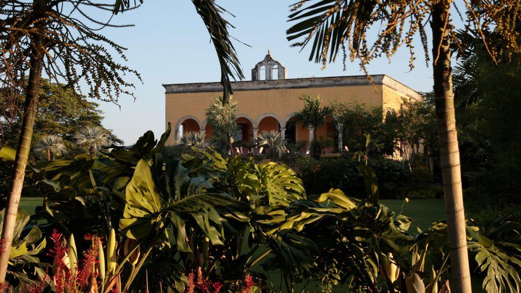 Hacienda San Antonio Hool: majestuosidad a 15 km de Mérida